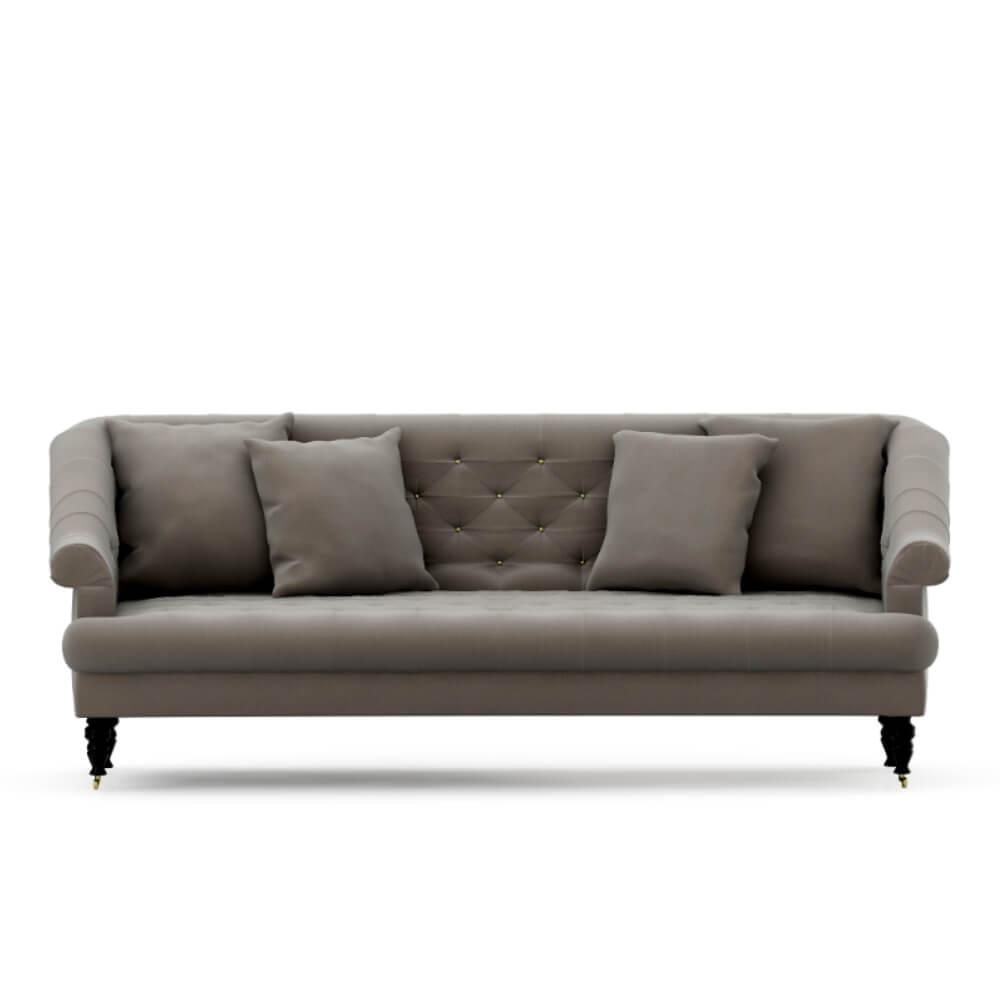 Sofa Grau